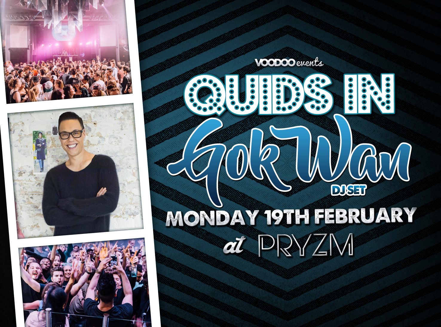 Quids In hosted by Gok Wan